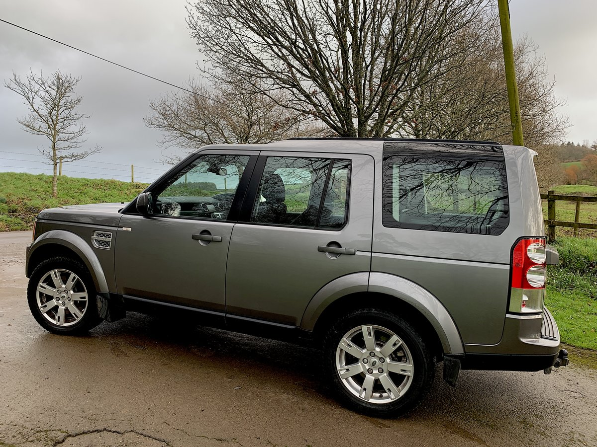 2009 Discovery 4 3.0 TD V6 XS  SOLD (picture 2 of 6)