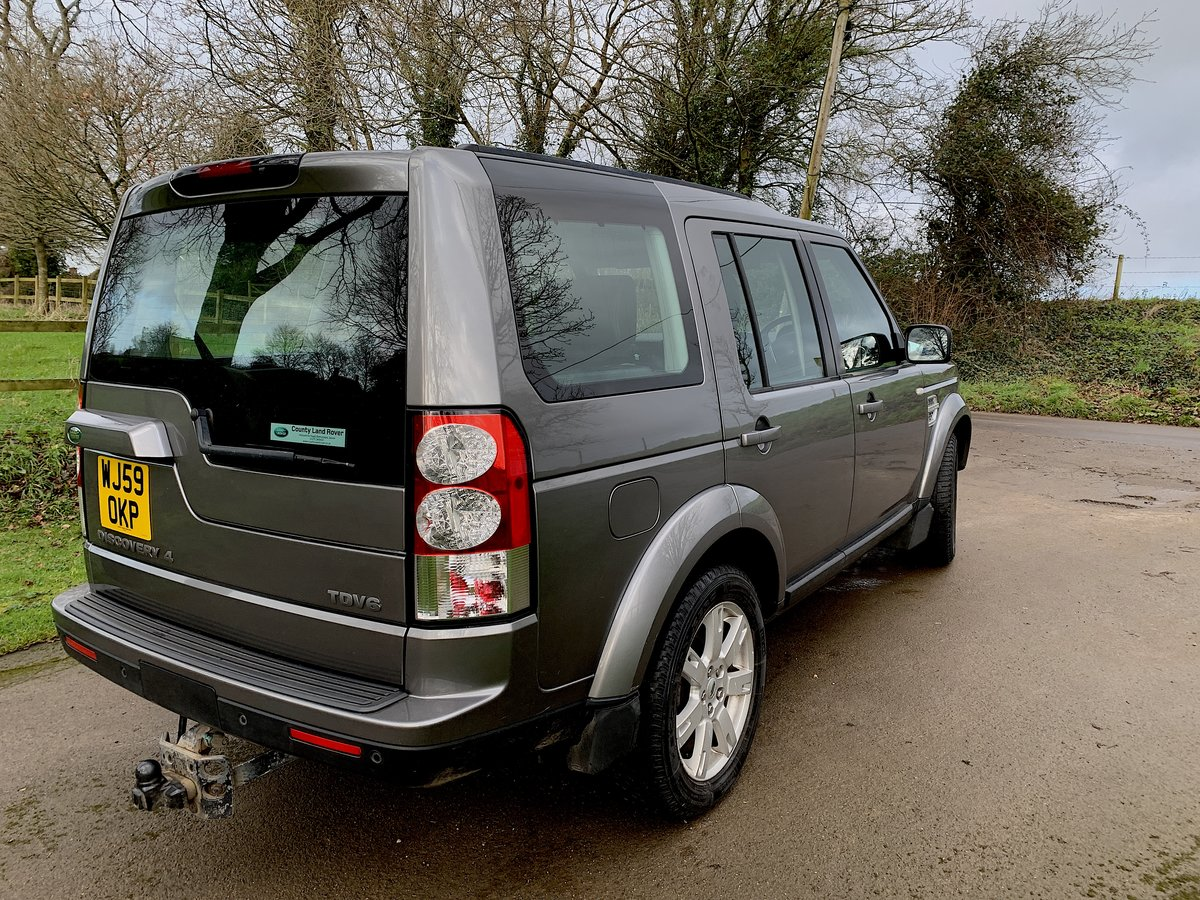 2009 Discovery 4 3.0 TD V6 XS  SOLD (picture 3 of 6)