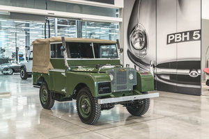 1949 Land Rover Series One Pegasus SOLD