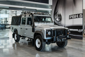 2015 Defender 130 Double Crew Cab Pick Up SOLD