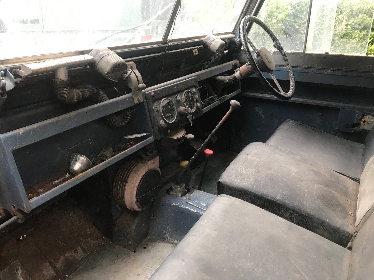 Land Rover Series 2a 1962, 88 For Sale (picture 6 of 6)