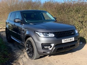 2013 RANGE ROVER SPORT HSE For Sale