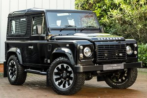 2018 Land Rover Defender Works V8 70th Edition For Sale