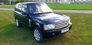 Picture of 2007 LHD RANGE ROVER VOGUE 3.6TD V8 AUTO, DIESEL, LEFT HAND  SOLD