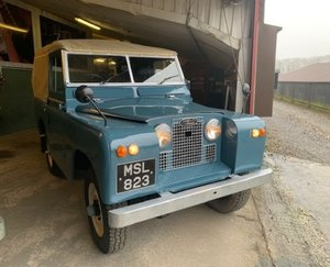 Picture of 1962 Land Rover® Series 2a *MOT & Tax Exempt* (MSL) RESERVED SOLD