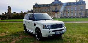 2007 LHD RANGE ROVER SPORT 3.6 TDV8 4X4, LEFT HAND DRIVE For Sale