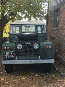 Land Rover Series 2A SWB