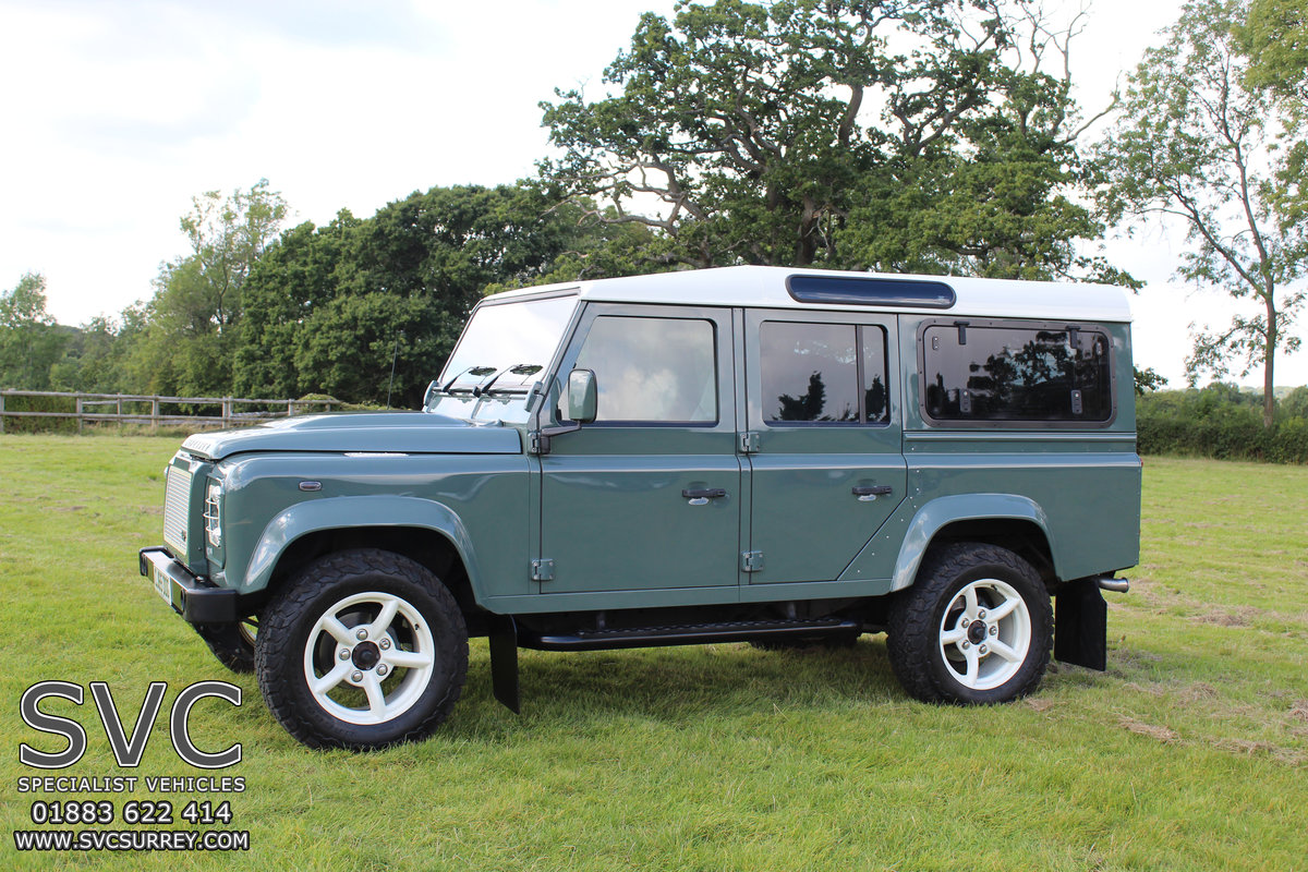 2015 Land Rover Defender 110 XS 2.2 165bhp Urban Truck For Sale (picture 1 of 5)