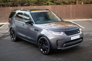 2017/17 Land Rover Discovery HSE TD6 3.0 For Sale