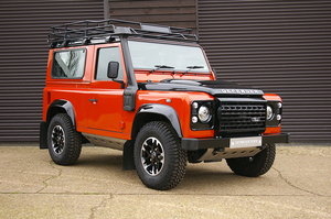 2015 Land Rover Defender 90 2.2 TD Adventure Edition (3300 miles) For Sale