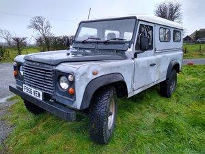 1988 Land Rover 110 Diesel Hardtop
