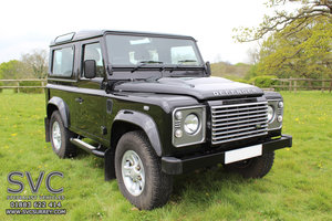 2015 Land Rover Defender 90 XS Station Wagon