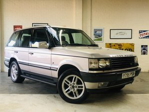 Picture of 2001 Y RANGE ROVER 4.6 VOGUE - AMAZING HISTORY SOLD