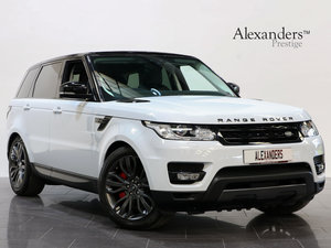 2017 17 17 RANGE ROVER SPORT HSE DYNAMIC For Sale