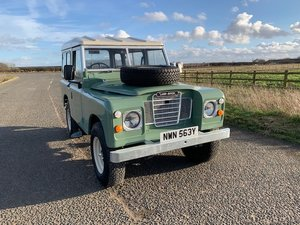 Picture of 1982 Land Rover® Series 3 *Galvanised Chassis 7 Seater* (NWN) SOL SOLD