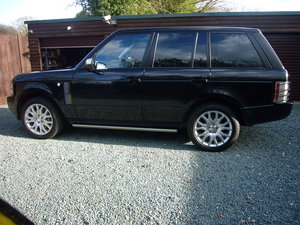 Picture of 2009 Range Rover Autobiography, 3.6 TD 19,100 miles SOLD