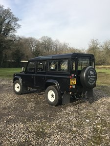 1986 Land Rover 110 country Estate