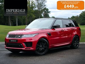 Land Rover  RANGE ROVER SPORT  P400E HYBRID AUTOBIOGRAPHY DY