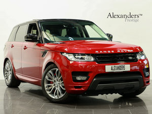 2014 16 16 RANGE ROVER SPORT AUTOBIOGRAPHY DYNAMIC For Sale