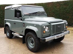 2015/65 LAND ROVER DEFENDER 90 2.2TDCI XS HARD TOP !!! For Sale