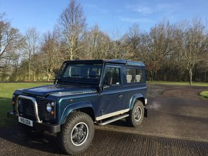 1998 Land Rover Defender 1st BUILT 50TH pre-production