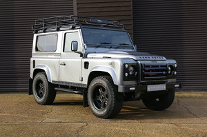 2013 Land Rover Twisted Defender 90 XS French Edition (22,500) For Sale