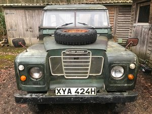 Picture of Land Rover Series 2a IIa 1969 88 SOLD