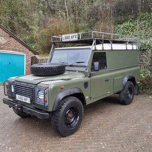 1993 Land Rover Defender Hard Top 110 200Tdi