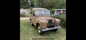 1959 Land Rover Series 2 Diesel For Sale