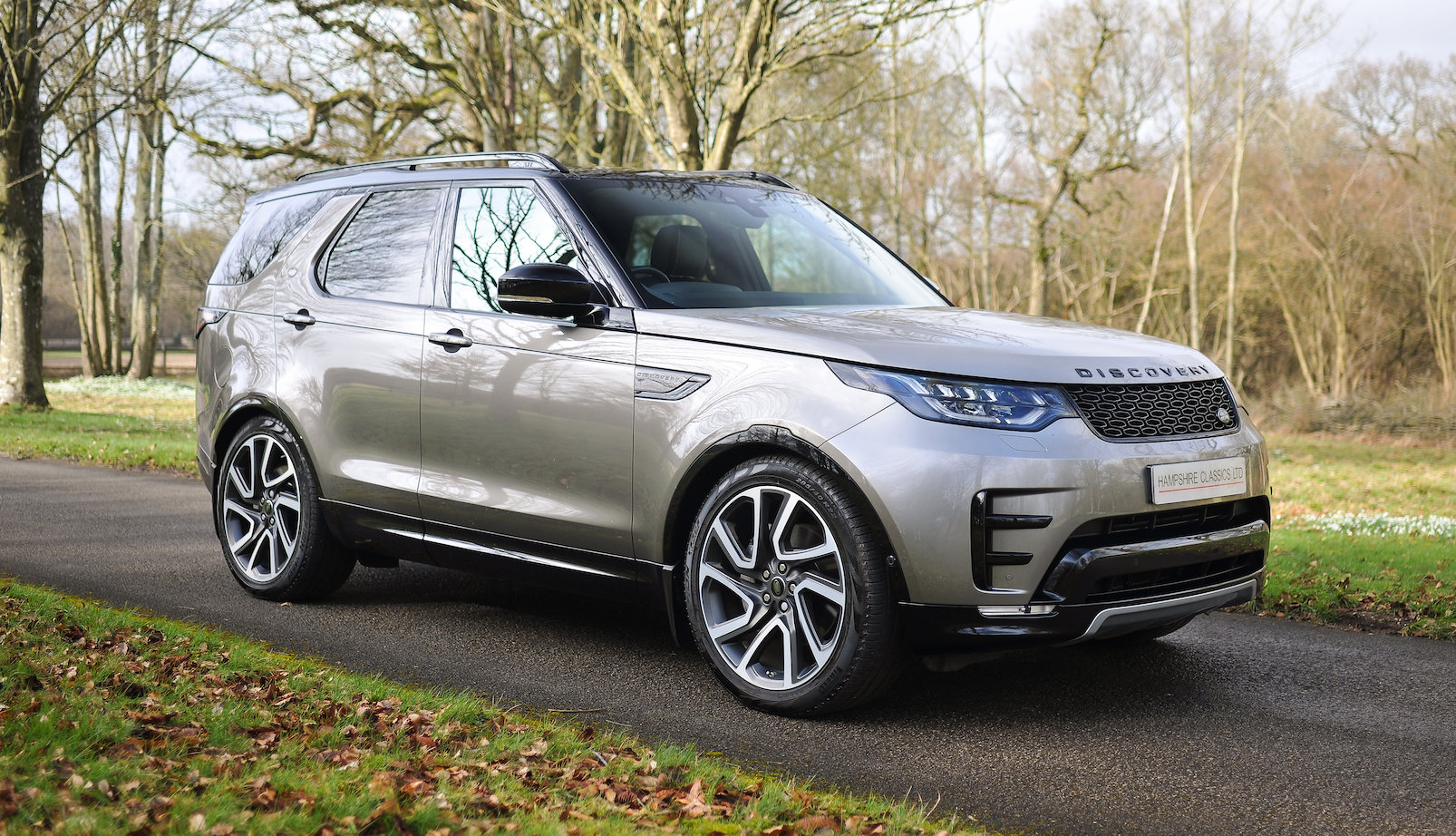 2018 Land Rover Discovery HSE SDV6 Auto SOLD (picture 1 of 6)