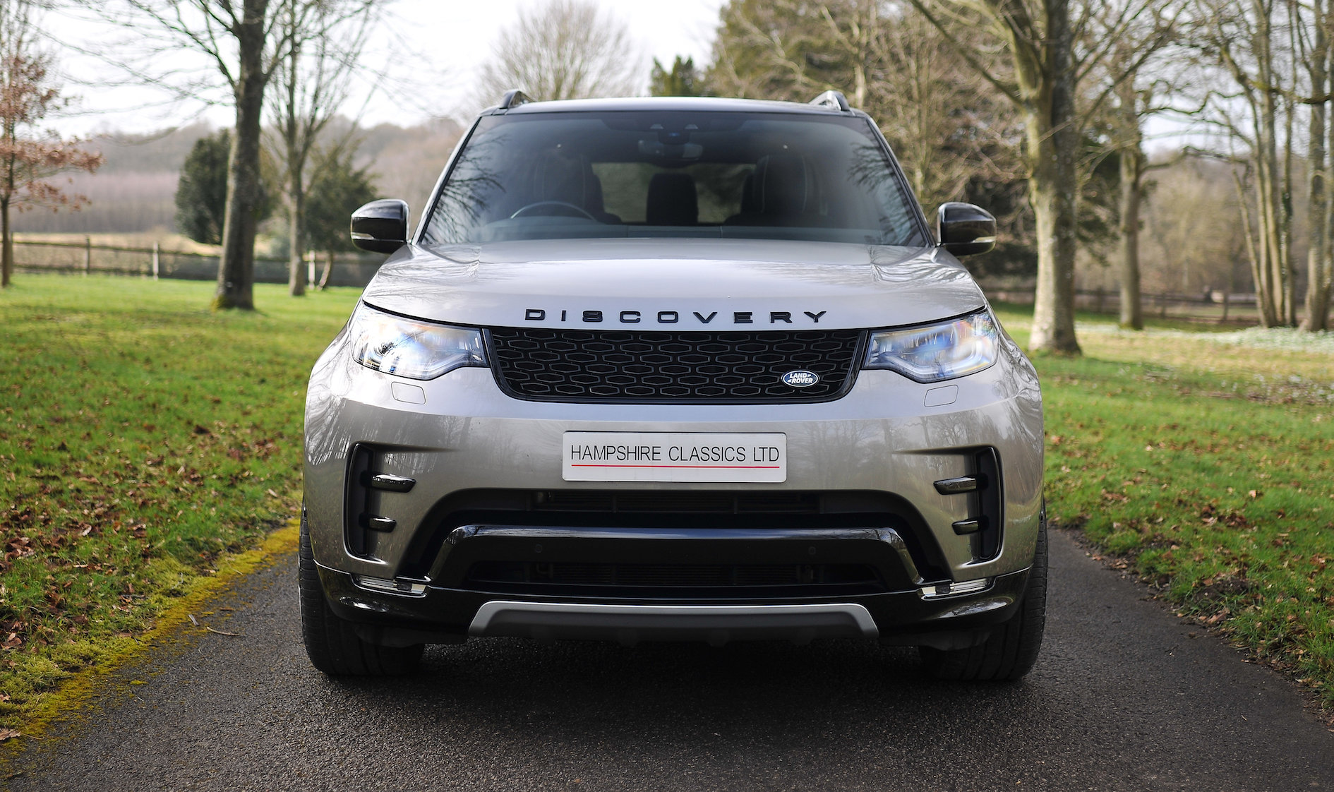 2018 Land Rover Discovery HSE SDV6 Auto SOLD (picture 2 of 6)