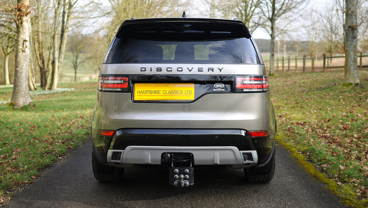 2018 Land Rover Discovery HSE SDV6 Auto SOLD (picture 3 of 6)