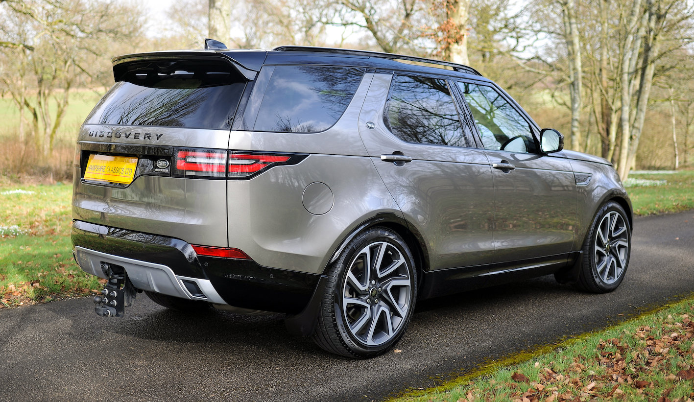 2018 Land Rover Discovery HSE SDV6 Auto SOLD (picture 4 of 6)