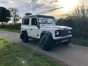 1999 LAND ROVER V8 Defender 50th Anniversary For Sale