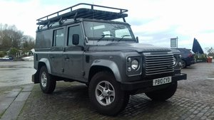 2010 Land Rover Defender 110 County Utility Low Tax For Sale