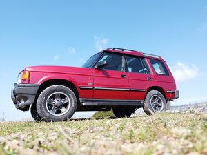 1999 Land Rover Discovery, 3.9 V8 ES Petrol