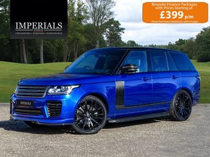 2016 Land Rover  RANGE ROVER  3.0 TDV6 VOGUE WITH URBAN CONVERSIO For Sale