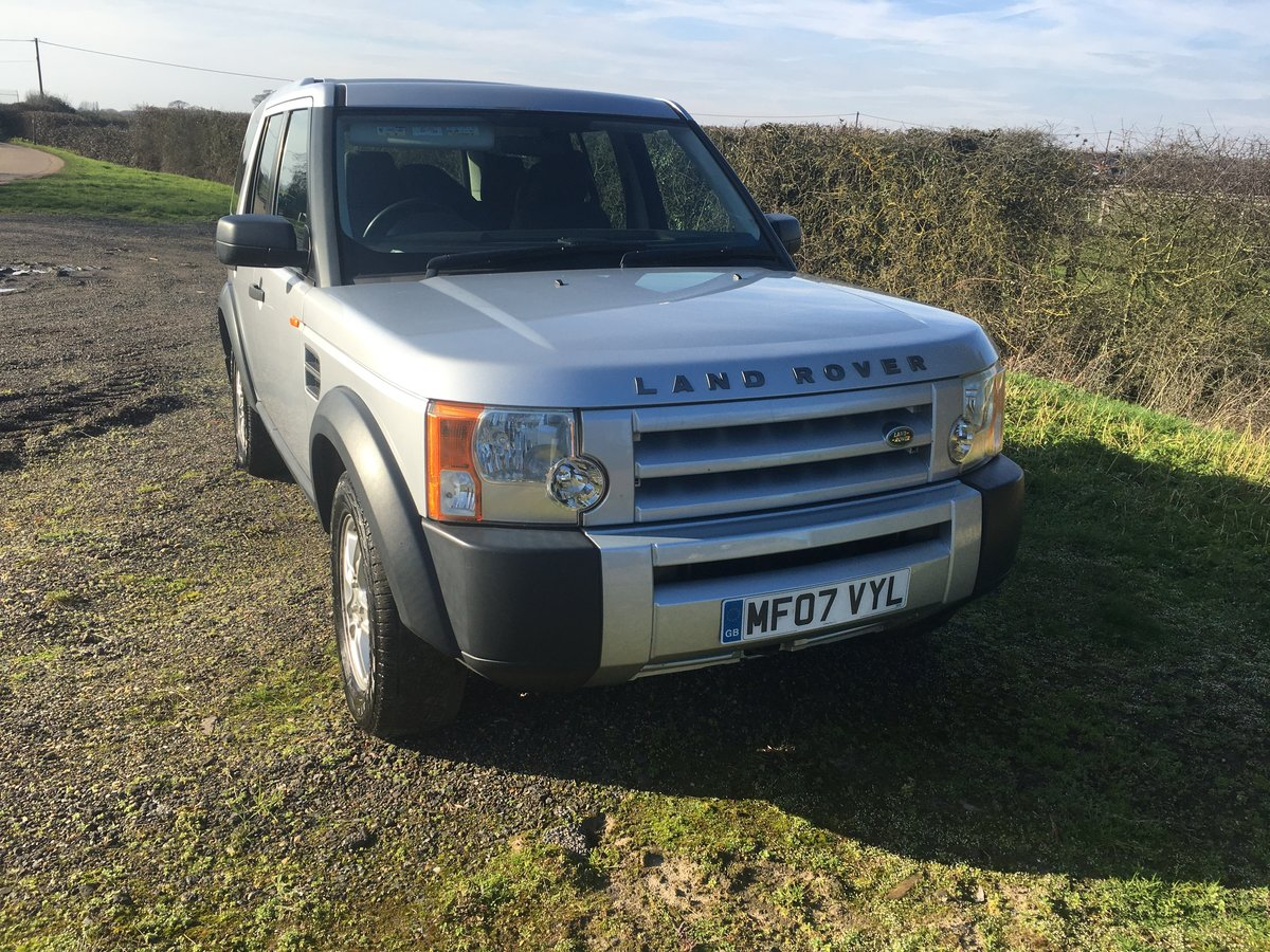 2007 Land Rover Discovery 3 GS 7 Seats SOLD (picture 2 of 5)