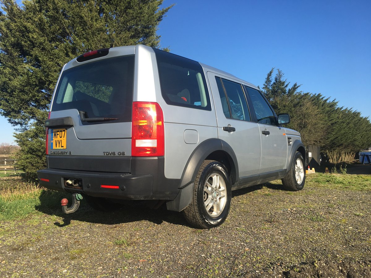 2007 Land Rover Discovery 3 GS 7 Seats SOLD (picture 3 of 5)