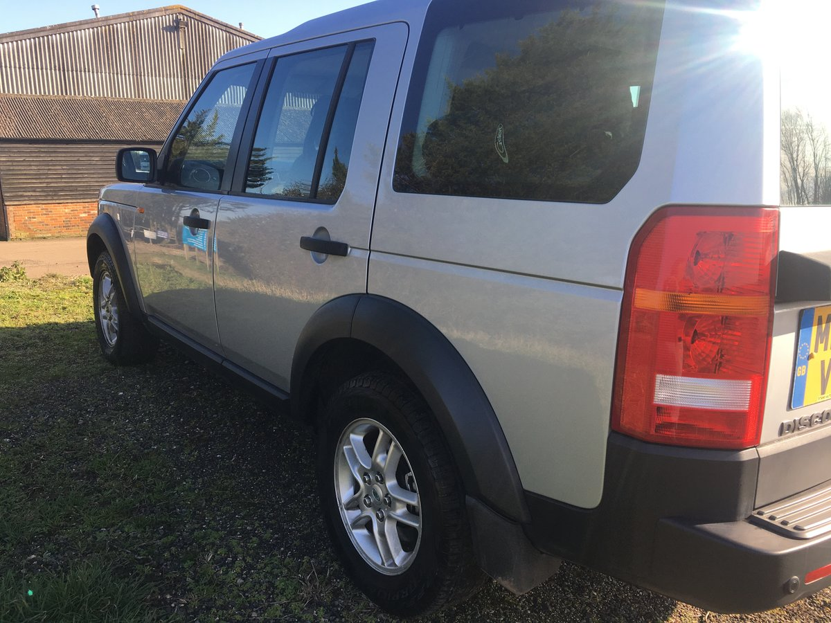 2007 Land Rover Discovery 3 GS 7 Seats SOLD (picture 4 of 5)