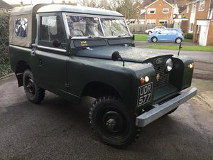 1961 Land Rover Series 2 For Sale