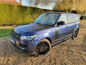 2014 Land Rover Range Rover 4.4 V8 Auto Autobiography. Stunning
