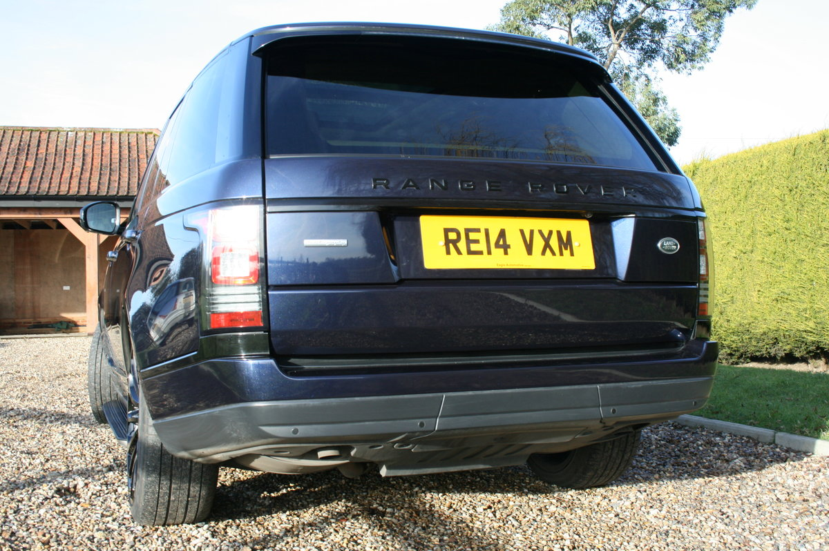 2014 Land Rover Range Rover 4.4 V8 Auto Autobiography. Stunning  For Sale (picture 6 of 6)