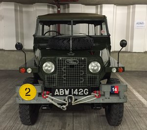 1968 Lightweight Series 2a - Air Portable (Early) For Sale