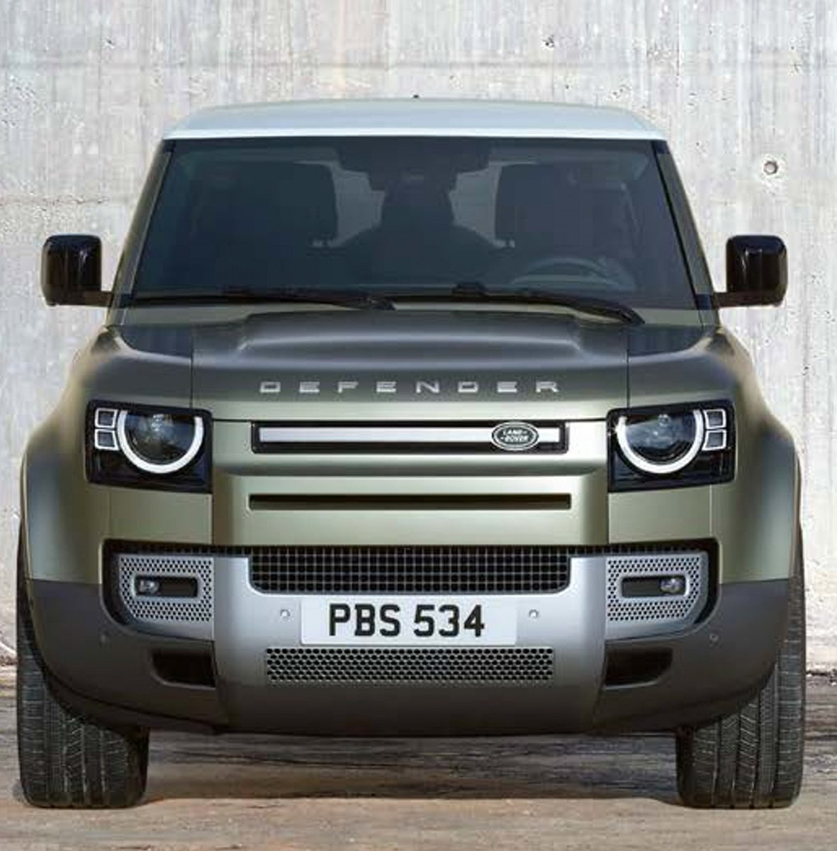 L1 TEN  Land Rover Defender 110 Number Plate For Sale (picture 2 of 4)
