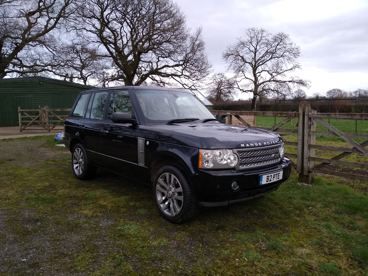 2009 Range Rover TDV8 Westminster For Sale (picture 1 of 6)