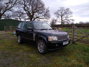 2009 Range Rover TDV8 Westminster