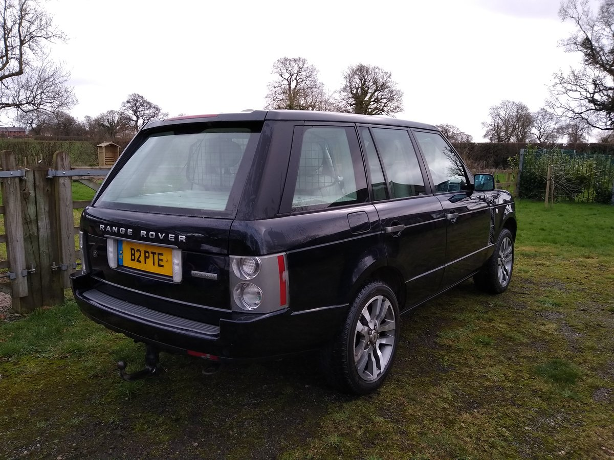 2009 Range Rover TDV8 Westminster For Sale (picture 2 of 6)