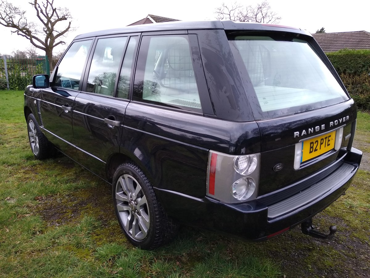 2009 Range Rover TDV8 Westminster For Sale (picture 3 of 6)