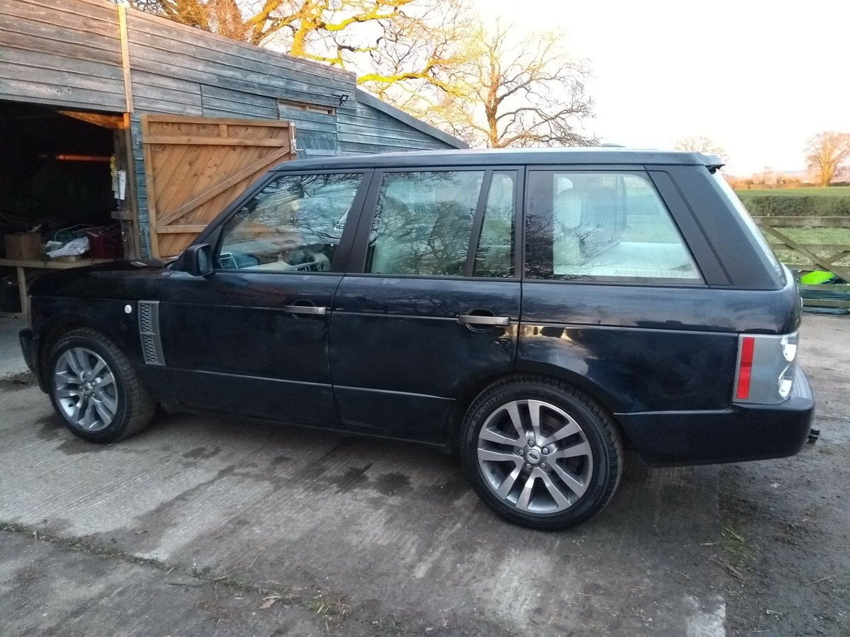 2009 Range Rover TDV8 Westminster For Sale (picture 5 of 6)